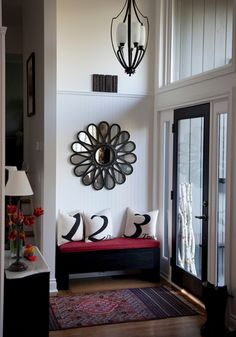 Decorating Ideas For Entry Hall