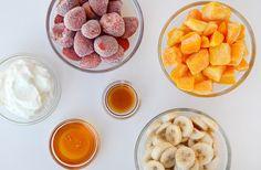 5-Minute Healthy Greek Frozen Yogurt Recipe