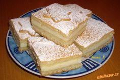 Tvarohový koláč tak trochu vánoční :-)