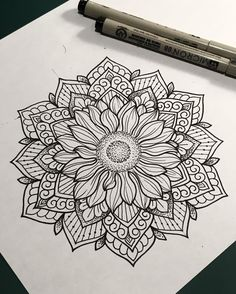 Saturday sketching. Prepping next weeks designs. #tattoo #tattooart #tattoodesign #design #drawing #sketch #art #mandala #mandalatattoo #mehndi #dotwork #handdrawn #penandink #iblackwork #instaart #domholmestattoo #theblacklotusstudio