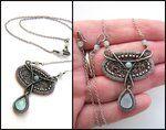 new necklace by annie-jewelry