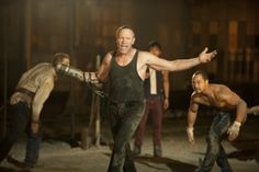 """Merle Dixon in """"The Walking Dead"""" - Merle is a favorite (as I am sure it was others) character of mine on this series even though up until this season he barely had any screen time."""