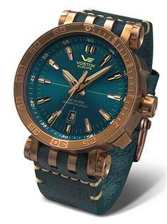 Vostok Europe Reloj de caballero NH35A-575O286