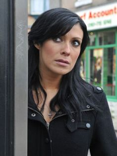 Michelle Connor played by Kym Marsh. She is currently the partner of Steve, and the mother of Ryan.