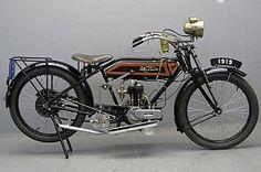 Blackburne 1919 500cc 1 cyl sv 2510