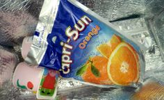 The Perfect Lunchbox - we've shown you what is in ours, but what is in yours? #CapriSunSchool #shop