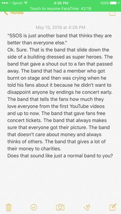 And I think they tried to run past security a few times to meet fans