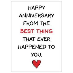 Happy Anniversary Card For Husband, Funny Love Card For Boyfriend, 8th Anniversary Gift For Wife, 8