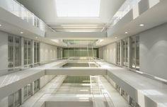 Architecture Lighting in Cinema 4D