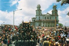 34 years ago today, the Sandinista National Liberation Front entered the Nicaraguan capital of Managua and officially ended the 43 year old Somoza political dynasty
