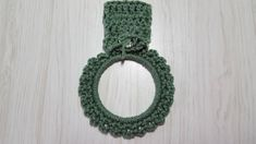 Your place to buy and sell all things handmade Crochet Rings, Towel Holder, Cloth Napkins, Gift Bags, Green And Gold, St Patricks Day, Printing On Fabric, Sage, Craft Supplies