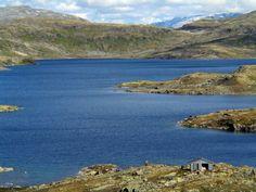 Cabin in Norway -  Jotunheimen https://www.inatur.no/hytte/50f53c47e4b0c984cdc2b8f5/mannsberget-i-jakt-og-fiskehytte-i-ardal-i-jotunheimen | Inatur.no