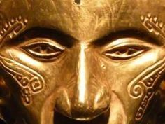 Las partes del cuerpo en el Museo del Oro, Bogota - YouTube