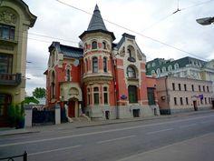 The Kekushev Mansion