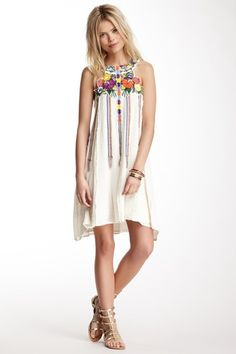 Free People Fiesta Holiday Dress
