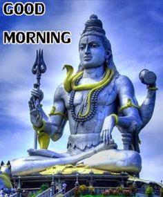 Good Morning Picture, Morning Pictures, Good Morning Images, Lord Vishnu Wallpapers, Shiva Shakti, Lord Shiva, Pictures Images, Blessing, Statue