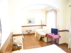 camera Suite all'Hotel Minerva Pordenone