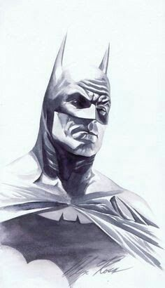 By Alex Ross for DC Comic's