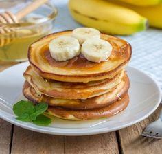Rezept für Bananen-Haferflocken-Pancakes ohne Zucker | Ernährung ohne Zucker