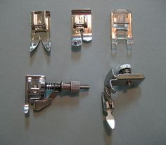 Hooray - presser feet explained!