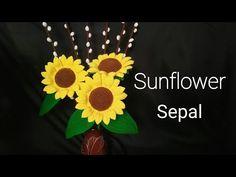 Sunflower Leaves, Crochet Sunflower, Crochet Flowers, Crochet Instructions, Love Crochet, Free Pattern, Applique, Crochet Patterns, Bouquet
