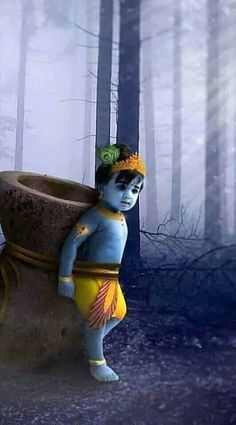 Baby Krishna, Krishna Wallpaper, Durga, Hare, Deep Thoughts, All In One, Dip, Harajuku, Paintings