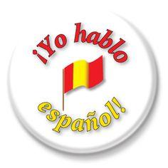 Yo hablo español..solo un poquito:) Me gusta mucho este idioma.