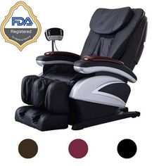 Massage Chair Massage Chair has an updated design, functions, and features. Massage Chair Recliner w/Back Roller & Heat Stretched Foot Full Body Shiatsu Last Minute, 7 Plus Black, Shiatsu Massage Chair, Kasugano, Plastic Moulding, Acupuncture, Good Massage, Massage Tips, Shopping