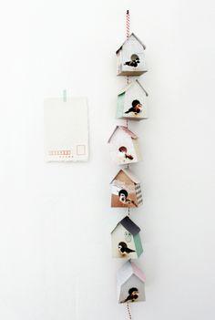 birdhouses!!