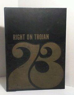 THE TROJAN: East Side High School 1973 Yearbook Cleveland Mississippi Genealogy