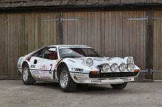 1984 Ferrari 308 GTB - Michelotto Gr. B, Ex - Waldegaard, Battistolli | Classic Driver Market