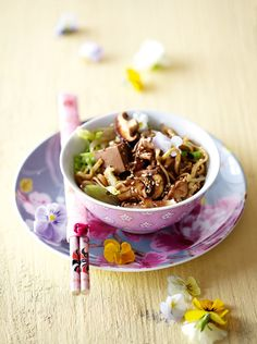 Stir Fry Noodles, Free Tips, Tofu, Celery, Fries, Cabbage, Stuffed Mushrooms, Nutrition, Healthy Recipes