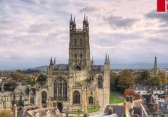 Historical England - Gloucester Cathedral