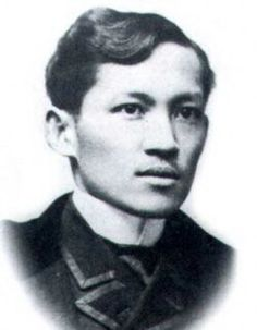 Jose Rizal - the national hero of the Philippines