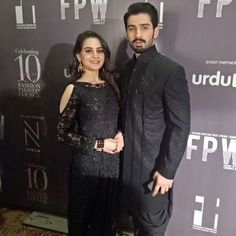 Our super duo is ready for the ramp  #FPW17  #FashionPakistanWeek #FashionPakistan #10yearsofFashionPakistan #Urdu1 #FashionShow #FashionWeek