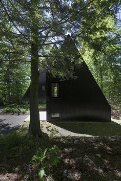 Im Märchenwald - Wohnhaus in Quebec