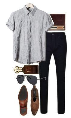 """""""Inspired by Harry Styles."""" by nikka-phillips ❤ liked on Polyvore featuring Clive Christian, Jack Mason, True Religion, Pull&Bear, ASOS, Polaroid, men's fashion and menswear"""