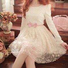 blippo kawaii shop kawaii cute pinterest kawaii japanese sweet princess lace dress from women fashion europe america fandeluxe Gallery