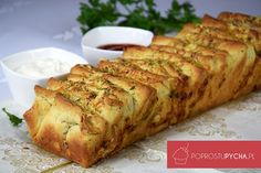 Jakie to dobreee! Banana Bread, Grilling, Appetizers, Pizza, Favorite Recipes, Baking, Food, Pierogi, Fantasy