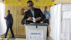 WELCOME TO NELLY JACKSON BLOG: Rwandan President to run for third term in office
