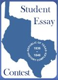 The Daughters of the Republic of Texas invite all Texas fourth graders and seventh graders to participate in the 2015 Student Essay Contest! http://www.drtinfo.org/education/essay-contests