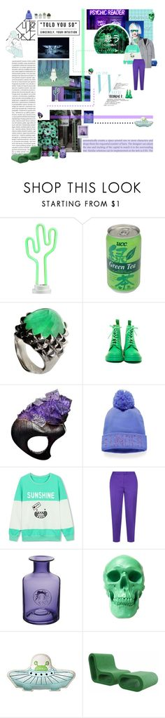 """""""the one where aliens came down and carefully asked me to stop giving them mixed signals"""" by distantfirewaves ❤ liked on Polyvore featuring GET LOST, INDIE HAIR, Celebrate Shop, Stephen Webster, Oris, Christine J. Brandt, Under Armour, Anya Hindmarch, Filippa K and ESCADA"""