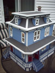 E. Wessells Lily Dollhouse 28 of 29
