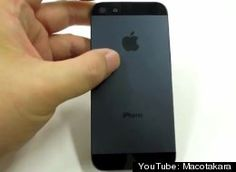 iPhone 5 Announcement Date Perhaps Revealed, As New HD Photos Of Apple's Next Phone Emerge