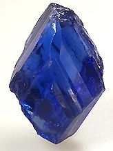 Tanzanite - Unknown til late 1960s, when found on Mt. Kilimanjaro.One of my most favourite!