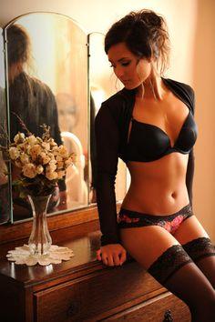 stockings & lingerie