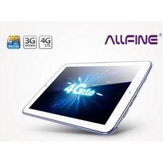 First 4G LTE Tablet: Allfine Fine9 Glory RK3188 Quad Core 9.0'' IPS Screen Phone Call