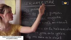 """Španělský videotip č.3: Sloveso být - ser, estar a hay Sloveso """"být"""" - zákla..."""