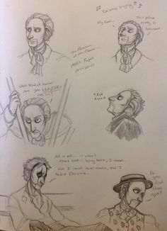 Because I love Charles Dance as Erik >w< not to mention this is my favorite version of The Phantom of the Opera...If you all haven't already figured it out lol  Anywho enjoy this lil ske...