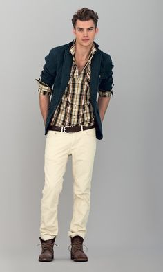 Gant by Michael Bastian -- Pre Fall/Winter 2012. first look